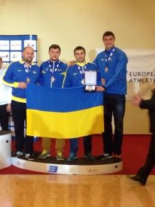 бронзові командні призери